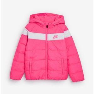 Nike Little Kids Filled Jacket size 3-4 T